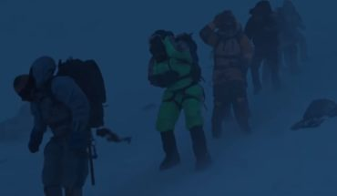 Everest: The film that denounced the excess of climbers 4 years ago