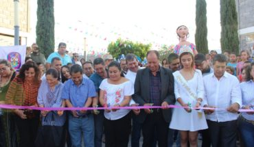 Fair of May Puruándiro 2019 is inaugurated with great participation