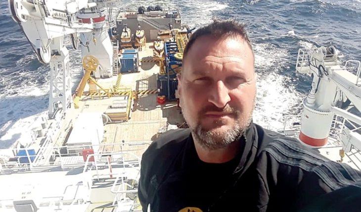 Family members of ARA San Juan's crew declare to justice