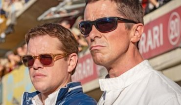 """Ford vs. Ferrari"": First images of the new Christian Bale and Matt Damon"