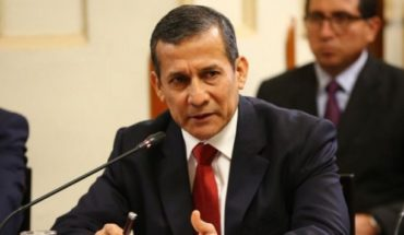 Former president of Peru Humala is accused in the case of Odebrecht