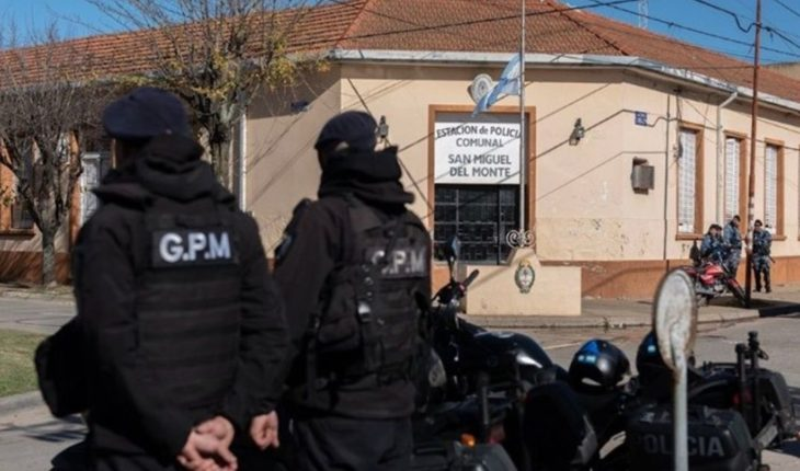 Four police officers charged with murder in San Miguel del Monte