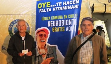 Free Neurobionta injection operation for older than 50 years