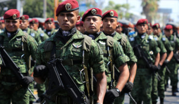 Government wants to send military on guard without being asked to leave