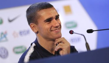 Griezmann leaves the athletic and sounds in Barcelona
