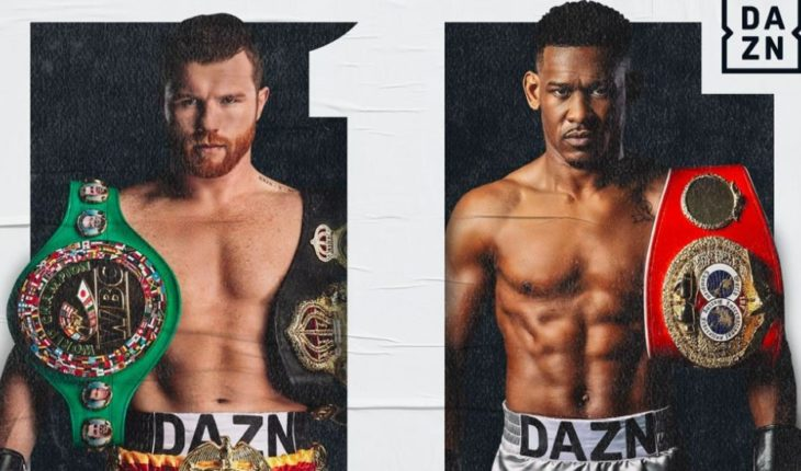 How much will ' El Canelo ' win for his fight against Jacobs?