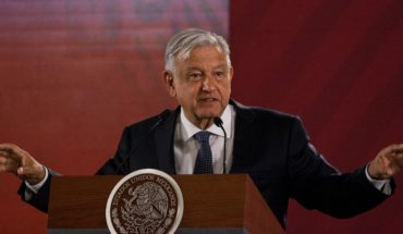 INE suspends morning transmission of AMLO by elections