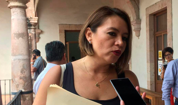 Imbalance in Michoacan, result of non-fulfilment of institutions: Yarabí Ávila
