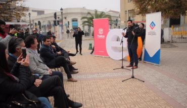 In Talca the first sustainability festival of the country was inaugurated