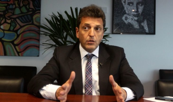 """""""It is a stubborn government"""": the 10 phrases of Massa after his dialogue with MACRI"""
