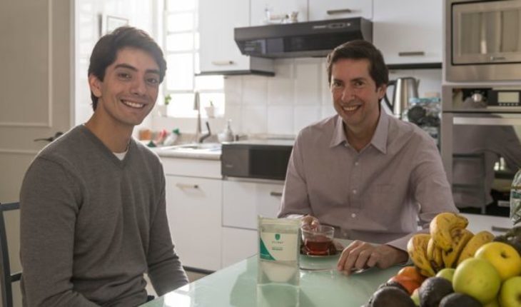 Javier Larragoiti, the Mexican who developed an alternative to sugar for his diabetic father and ended up creating a business