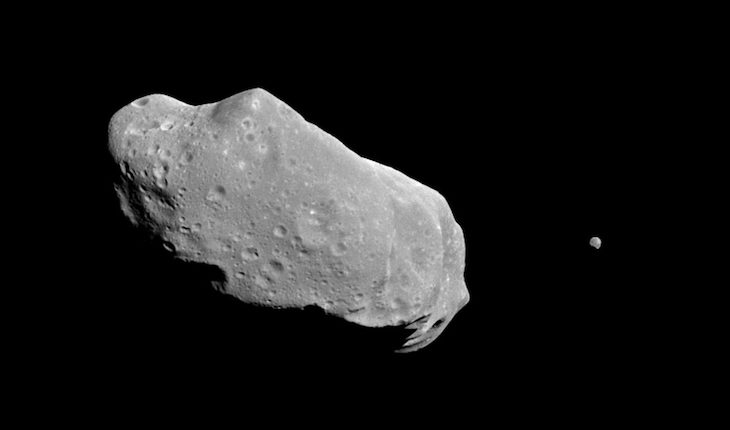Launch fourth version of contest that invites students to write about asteroids