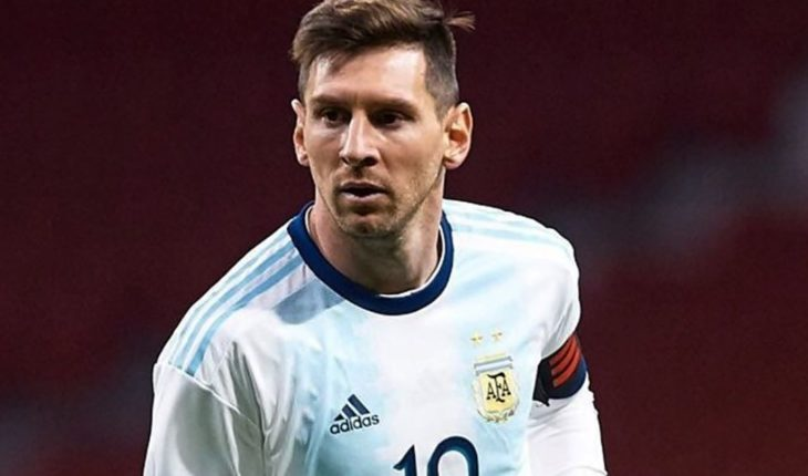 """Lionel Messi: """"I want to finish my career and have won something with the selection"""""""