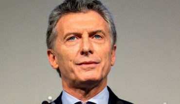"""MACRI: """"It would be easy to use all the resources to create a false growth climate"""""""