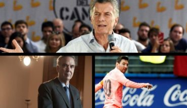 "Macri against the ""heavy"" legacy of Kirchner, Pichetto ruled out an approach with the new formula of Cristina, Messi reached a historical record and much more..."