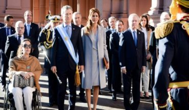 """Macri compared his mandate to the May Revolution: """"Change takes effort"""""""