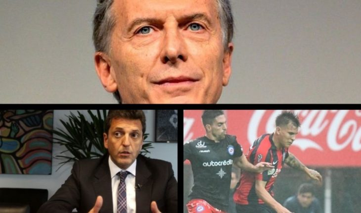 Macri defended the economic course, Massa criticized the president, the unusual problem between San Lorenzo-Argentinos and much more...