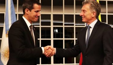 "Macri: ""we support more than ever to Venezuela"""