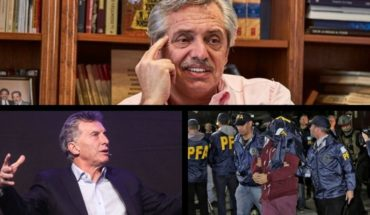 Macri's reaction on the formula Fernandez-Fernandez, Massa surprised, dies the leader of the fire and more...