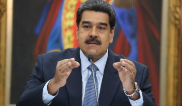 Maduro defended its offer of dialogue before the EU-led contact Group