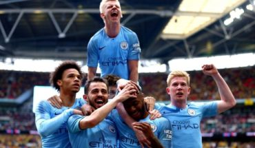 Manchester City, FA Cup Champion and historic record for Premier