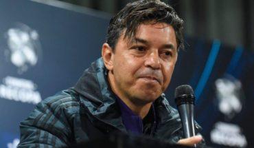 Marcelo Gallardo confirmed Leo Ponzio as titular at River Ante Paranaense