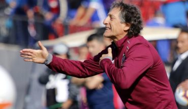 """Mario Salas: """"I feel that Colo Colo should have won the game"""""""