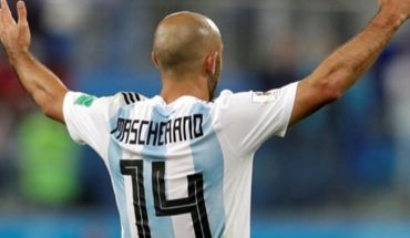 """Mascherano did not rule out returning to the selection: """"If I can contribute something, better"""""""