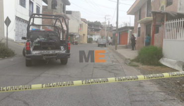 Material store owner dies when attacked in bullets, in Uruapan, Michoacán