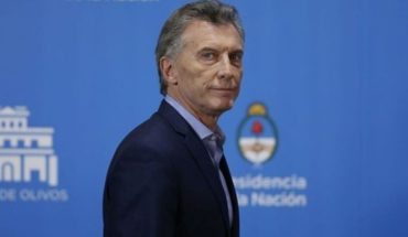 "Mauricio MACRI: ""Luckily we changed, it was not a whim of history"""