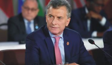 """Mauricio MACRI: """"This is the direction that leads us to the future we want"""""""