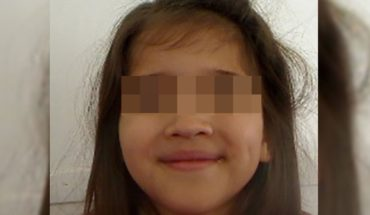 Melody appeared, the 9 year old girl who was wanted in Quilmes