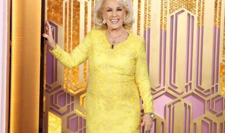 """Mirtha Legrand, on the government: """"I have been disappointed, I feel ripped off"""""""