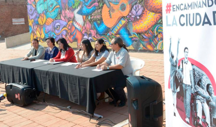 Morelia's Ministry of Mobility will promote sustainable pedestrian transit and public space