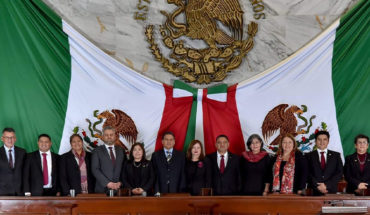 Morena Caucus voted against the issuance of certificate of good conduct to the Government of Michoacan
