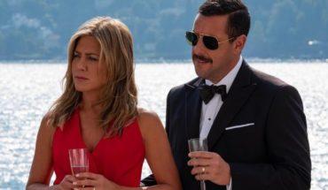 """Murder Mystery"", the new Jennifer Aniston and Adam Sandler"