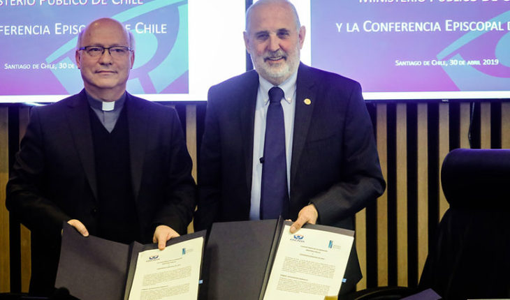 National prosecutor cancelled collaboration agreement with the Episcopal conference