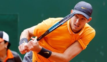 Nico Jarry falls in front of the German Zverev and stays with the Vicecampeonato after Infartante party in Geneva