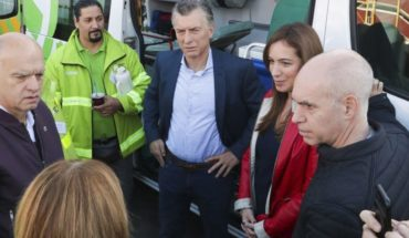 "On the day of the worker, Macri called ""strengthening the culture of work"""