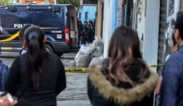 One child and two adults shot in assault on transport in Tláhuac