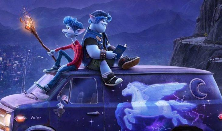 """Onward"": Tom Holland and Chris Pratt together in a new Disney movie"