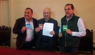 PC, PRO and Regionalists sign manifesto and feel new political agreement bases