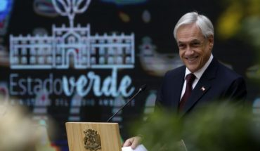 "Piñera surprises with the new train Santiago-Tiltil but the Hutt minister restrains it: ""When we have it ready, I tell them myself"""