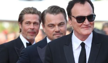 Quentin Tarantino reacted aggressively to a journalist's question