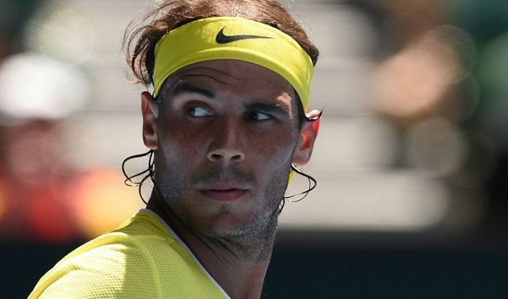 Rafael Nadal settled in the final round of Roland Garros
