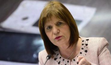 """Raiding truckers: Bullrich rules out a """"personal fight"""" with Moyano"""
