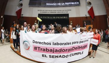 Reforms approved for domestic workers to have IMSS