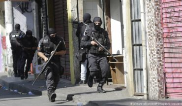 Rio de Janeiro registers record of deaths at the hands of the police