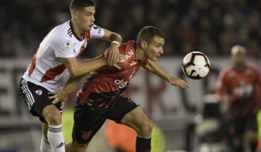 River and Athletico Paranaense equal 0 to 0 in the definition of the Cup