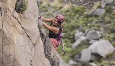 """""""Rockers"""", the National meeting of women climbers will make their second version in the region of Atacama"""